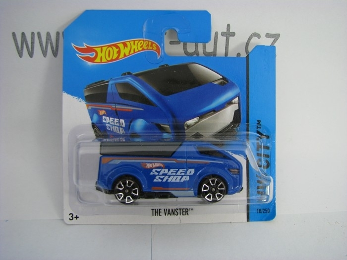 Hot Wheels 2014 The Vanster HW City 5785 10/250